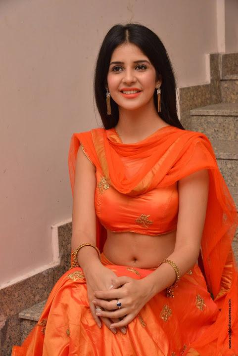 kashish vohra hot stills at saptagiri llb movie pre