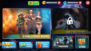 Tải Hack Street Shadow Fighting Champion Full Tiền Cho Android