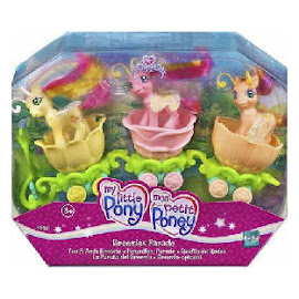 My Little Pony Pink Petals Breezies Parade G3 Pony