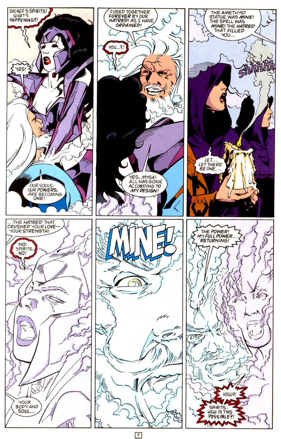 Legion of Super-Heroes (1989) 44 Page 7