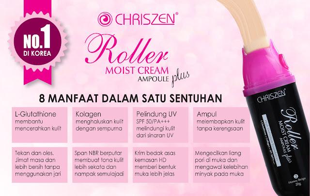 Chriszen Roller Moist Cream