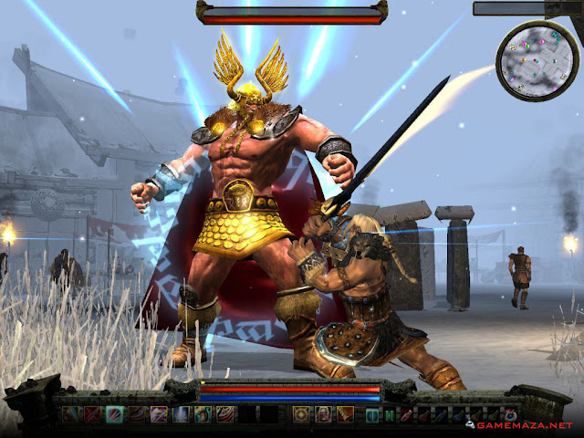 LOKI Heroes of Mythology Gameplay Screenshot 3