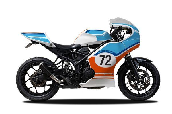GG Retrofitz Yamaha R3 Kit