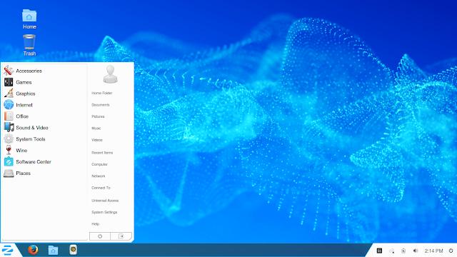 Zorin OS 8.1 Free Download