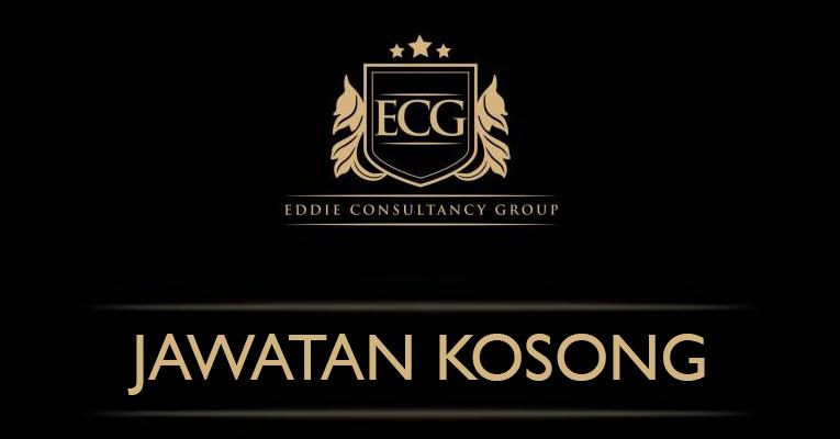 Jawatan Kosong di Eddie Consultancy Group Sdn. Bhd