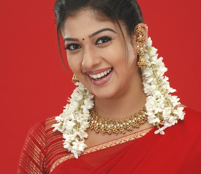 South Indian Actress Nayanthara
