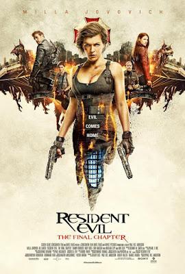 Resident Evil: The Final Chapter [2017] [NTSC/DVDR- Custom HD-TC] Ingles, Subtitulos Español Latino
