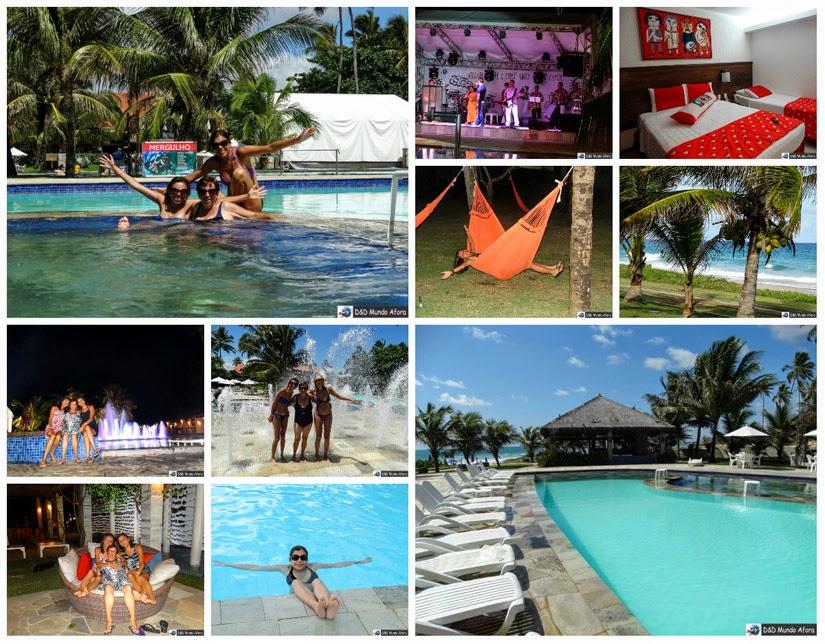 O que fazer em Porto de Galinhas - Pernambuco - Hotel Village Porto de Galinhas