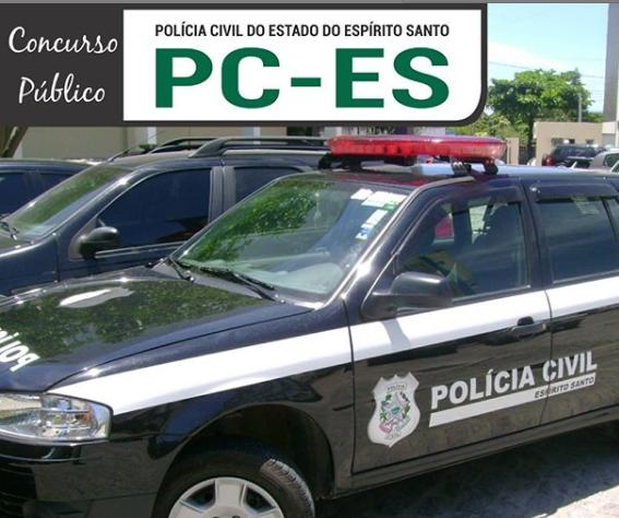 edital 001/2018 PC-ES - Polícia Civil do Estado do Espírito Santo