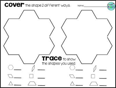 2D geometry worksheets