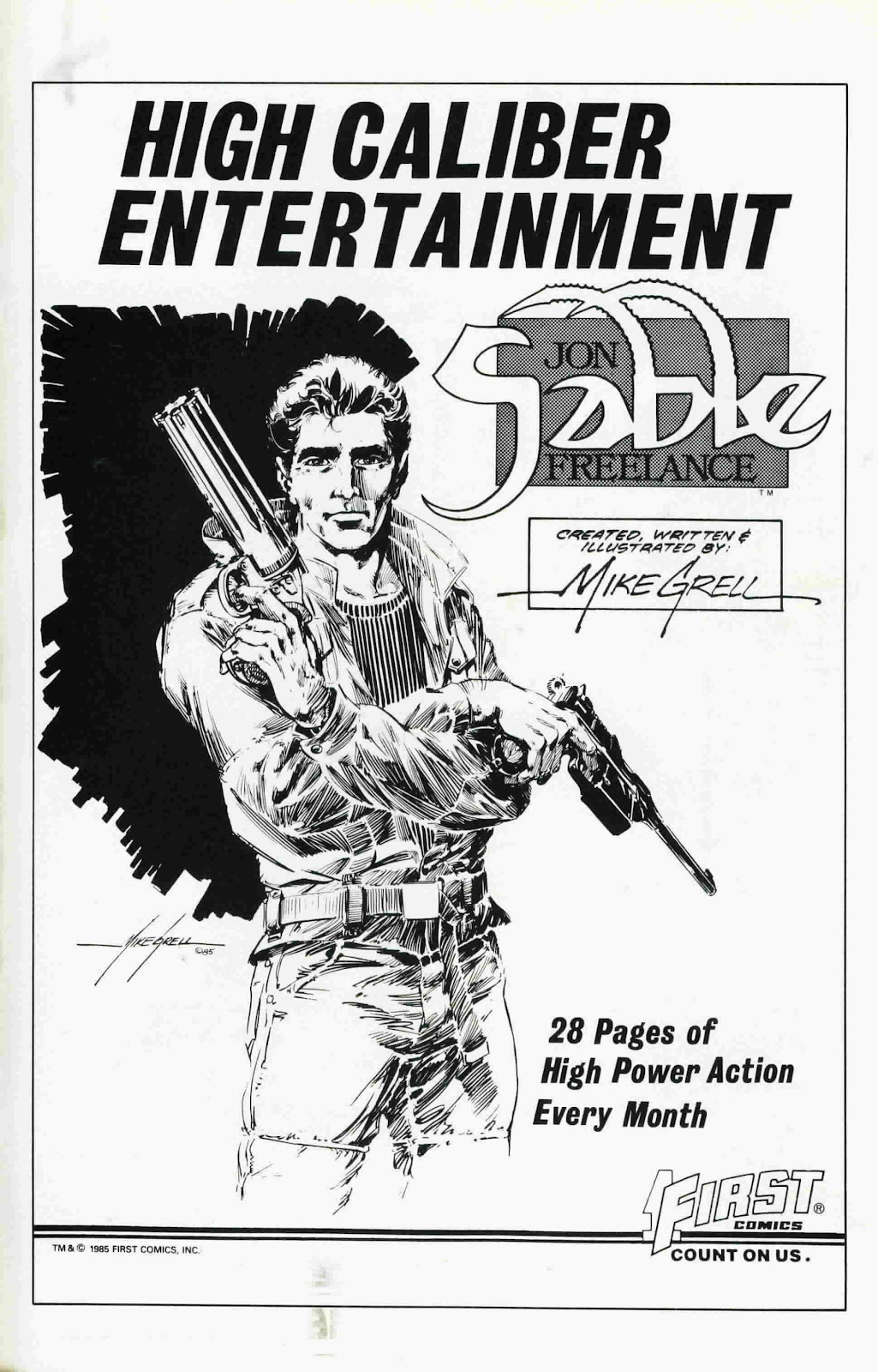 Jon Sable, Freelance issue 31 - Page 35