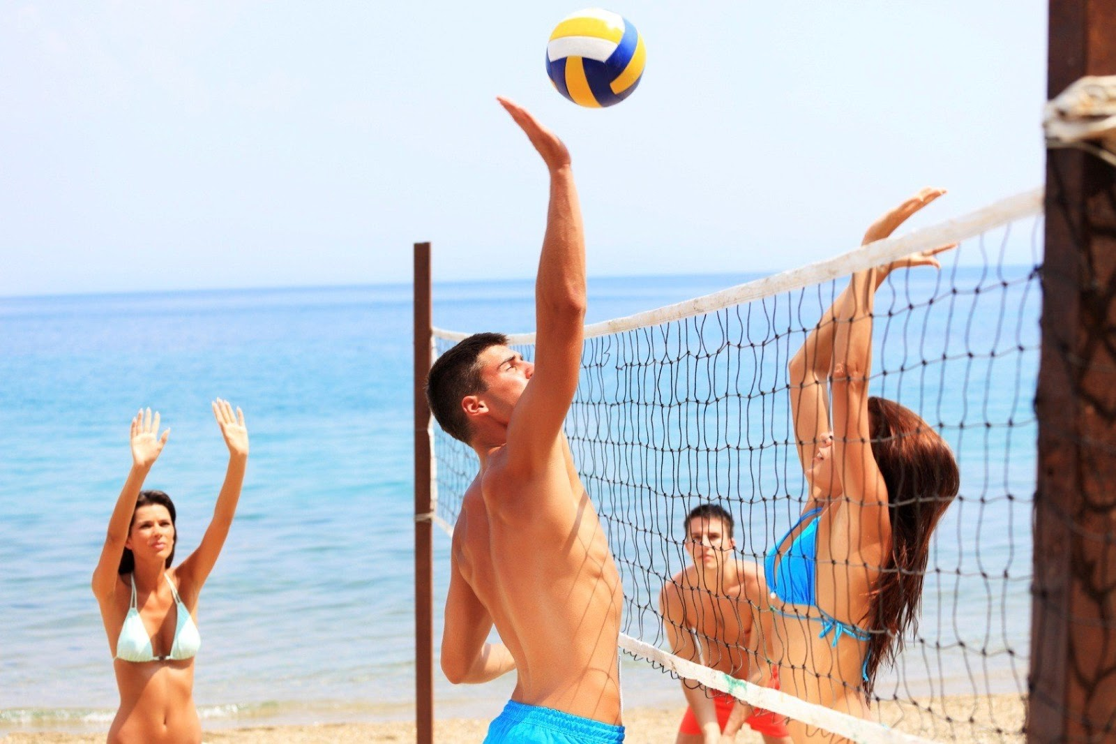 Beach Volleyball Girl Hd Wallpapers Best Collection Photos -9456