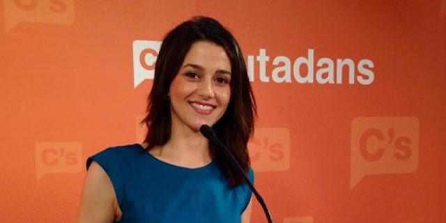 Inés Arrimadas incendia twitter con unas bochornosas declaraciones
