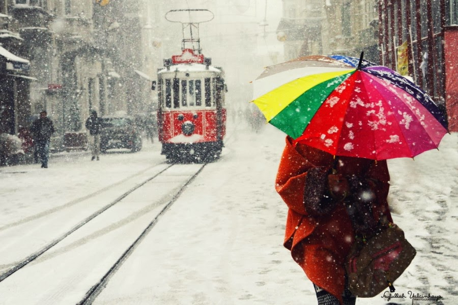 Most Spectacular Snowfall Pictures You Will Ever Seen