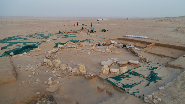 Cultic building from the 6th millennium BC discovered in Kuwait