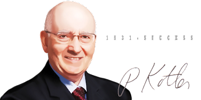 Philip Kotler cha đẻ của Marketing.