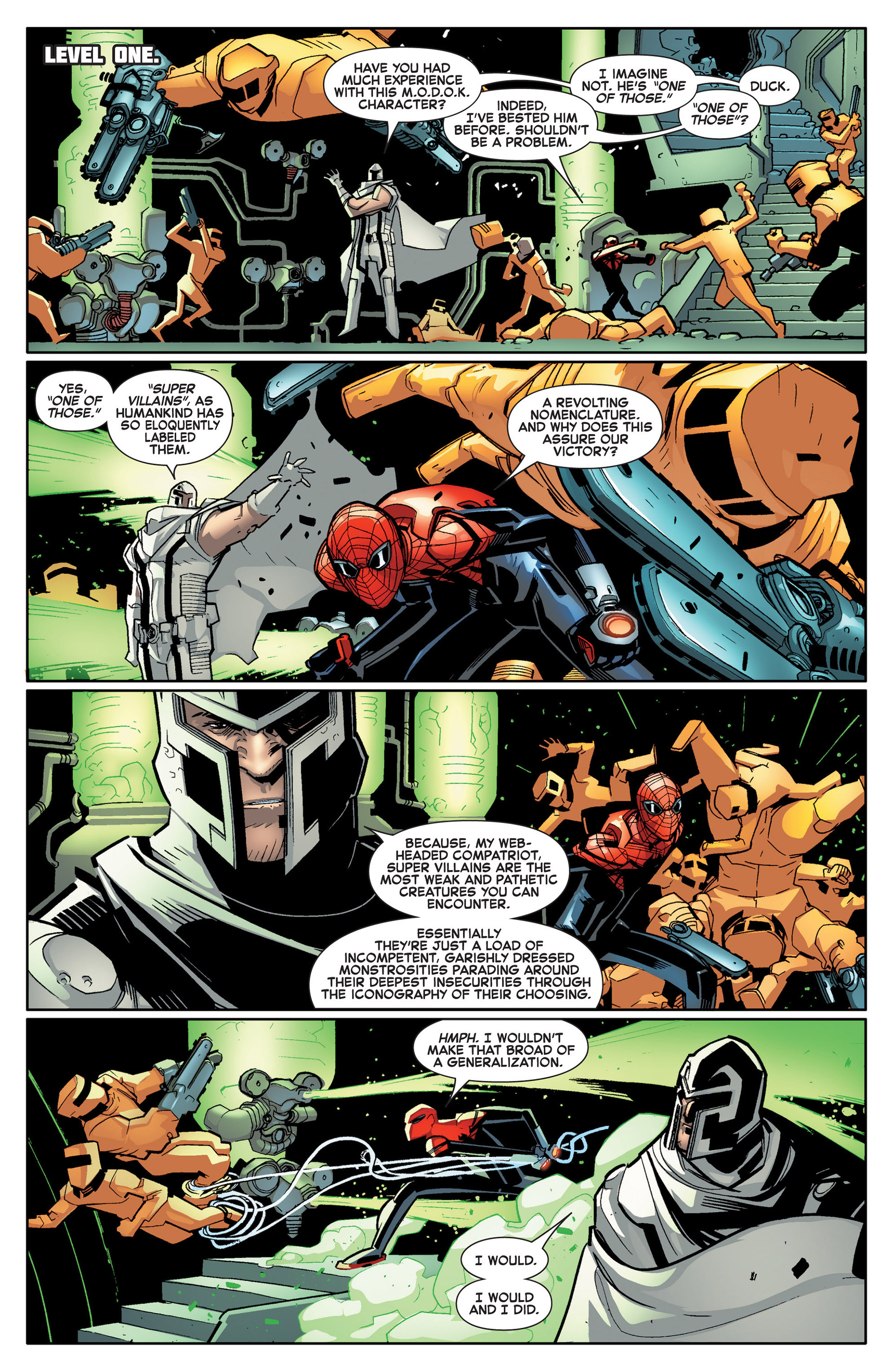Read online A X comic -  Issue #14 - 7