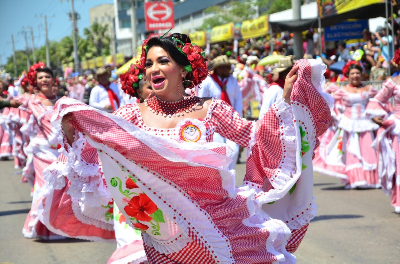 Carnaval de Barranquilla y otras fiestas-Amado Ucros Noticias: 2017