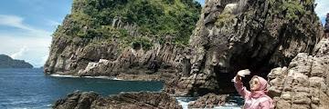 Pulau wayang, punduh pidada, Lampung
