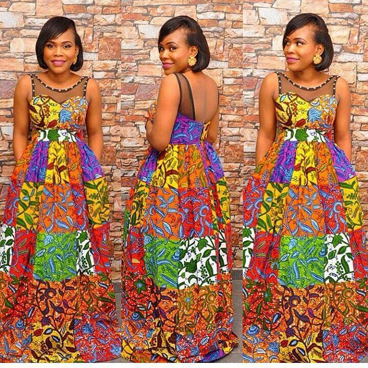 African, short dresses, Ankara Fashion ,ladies