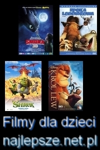 Najlepsze filmy dla dzieci