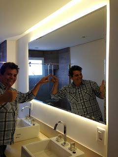 foto de Espelhos Itaim bibi sp newartvidros