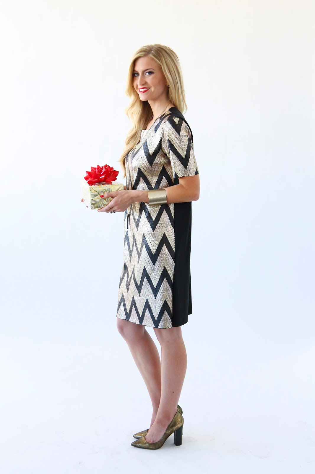 0b208c49 Once you have you pattern and the skills to sew it all together, this dress  can carry you through any holiday. All you need is the perfect fabric!