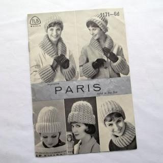 Delilah Vintage ~ Knitting Pattern