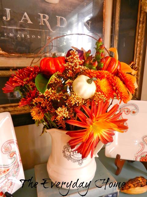 Fall, Fall Flowers, Fall Colors, Fall Decorating