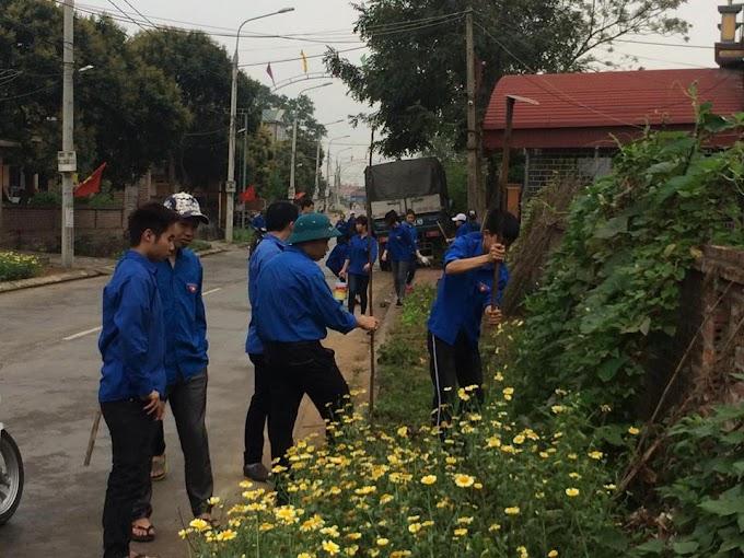 Sôi nổi các hoạt động Ngày thứ 7 tình nguyện - Ngày Chủ nhật xanh