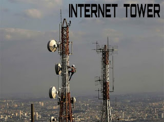 INTERNET TOWER