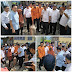 Ketua DPRD Serahkan Bantuan Bagi Dua Korban Kebakaran di Sungai Penuh