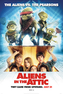 Aliens in the Attic Poster