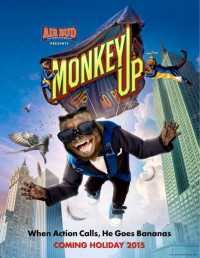 Monkey Up (2016) Hindi - English 300MB Dual Audio Download WEBRiP