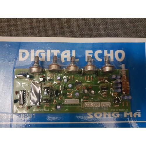 Mạch echo Song Mã 8281 ampli giá rẻ