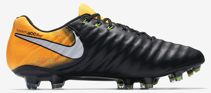 half off 62f64 2a946 First-Ever Flyknit Tiempo - Nike Tiempo Legend VII Launched ...