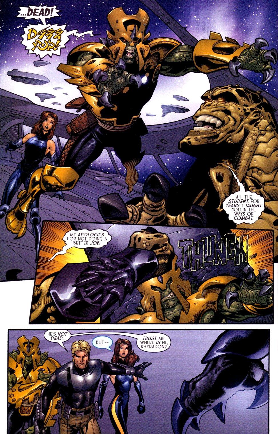 Read online Sigil (2000) comic -  Issue #16 - 19