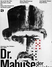 Dr. Mabuse: The Gambler | Bmovies