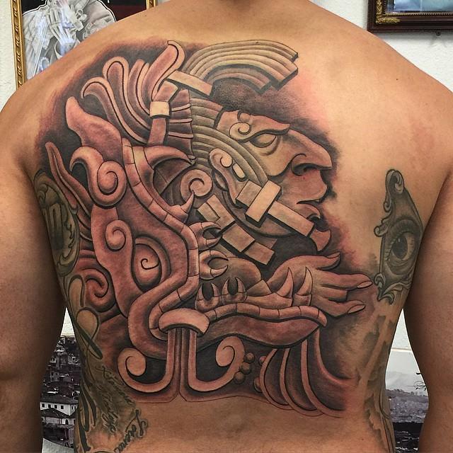 Tatuajes Mayas Y Su Significado 17 Temas Para Inspirarse Belagoria