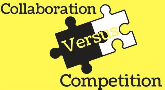 Competition versus Collaboration