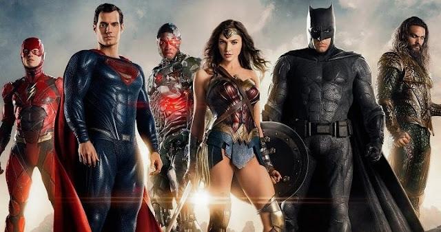 Zack Snyder publica fotografías de Justice League