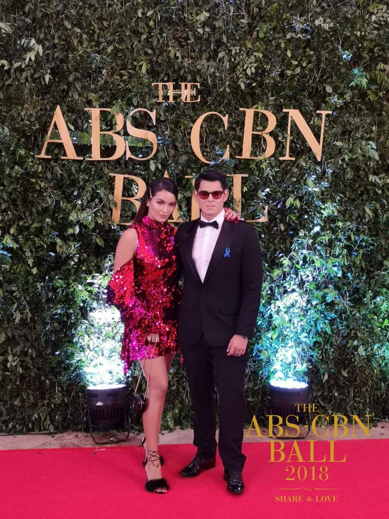 Richard Gutierrez and Sarah Lahbati ABS-CBN Ball 2018