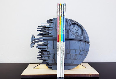 Starwars Bookends
