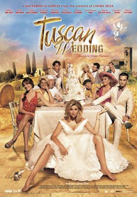 Toscaanse Bruiloft 2014 DVD R2 PAL Spanish