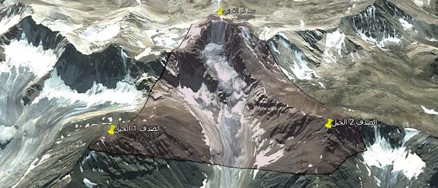 كالتشر-عربية-صورة-تظهر-موقع-الردم-بين-جبلين