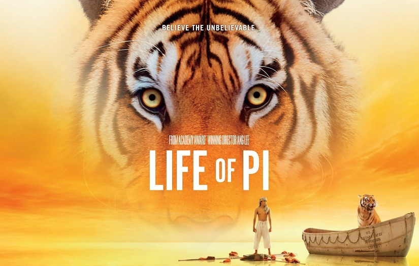 Passion for movies life of pi ang lee 39 s visual masterpiece for Life of pi movie analysis