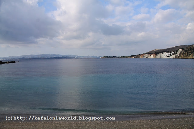 Spasmata Beach, Kefalonia