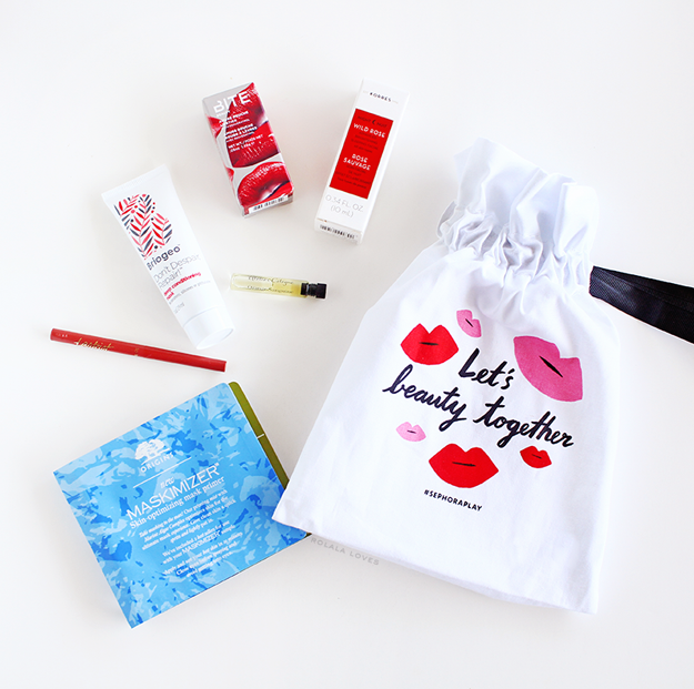 Play by Sephora, Sephora Play, Sephora, Sephora Beauty Box, Sephora Play Review