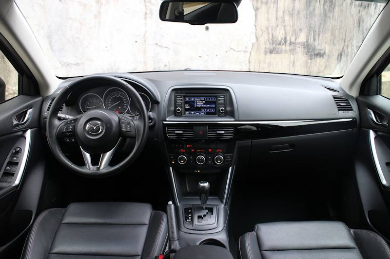 What The CX 5 Lacks In Space And Seat Comfort, It More Than Makes Up For It  With Luxury, Convenience, And Smart Features. While The FWD Model Was  Criticized ...