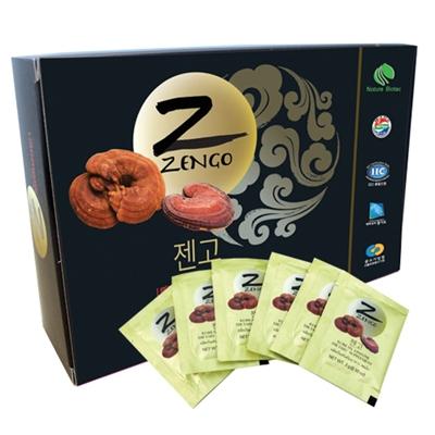 Zengo เซนโก ผลิตภัณฑ์เห็ดหลินจือแดงสกัดชนิดผง
